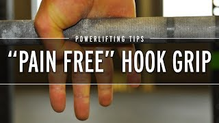 """HOW TO ACHIEVE A """"PAIN FREE"""" HOOK GRIP"""