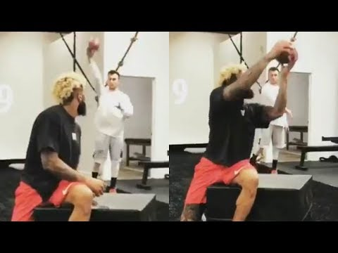 Odell Beckham Jr & Johnny Manziel Help Each Other with Their Comebacks