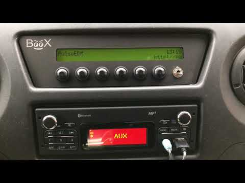 Renault Master WiFi Radio