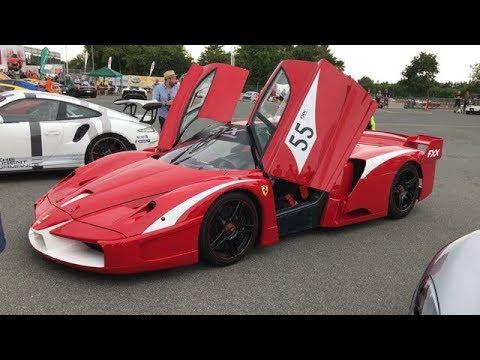 Ferrari Fxx Evoluzione Sound \u0026 Top Speed 340 km/h
