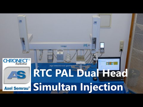 RTC PAL Dual Head Simultaneous Injections