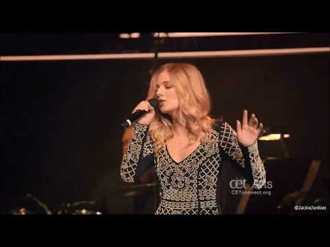 "Jackie Evancho Grows Up With ""The Prayer"""