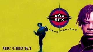 Watch Das Efx Mic Checka video