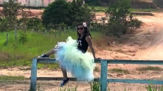 TRASH THE DRESS TEEN - CRISTINA - MANAUS