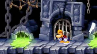 Rayman Raving Rabbids (GBA) - Gameplay (Part 1)
