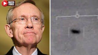 Senator Says Military Pilots Afraid to Report UFOs