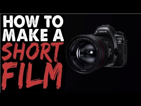 how to make a short film How to make a short film if you're an aspiring director that wants to start a lucrative filming career, you should start by creating your first short film.