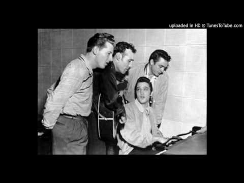 Jerry Lee, Elvis, Carl Perkins, Johnny Cash - I Shall Not Be Moved