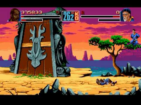 Shaq Fu (Gameplay) Story Mode