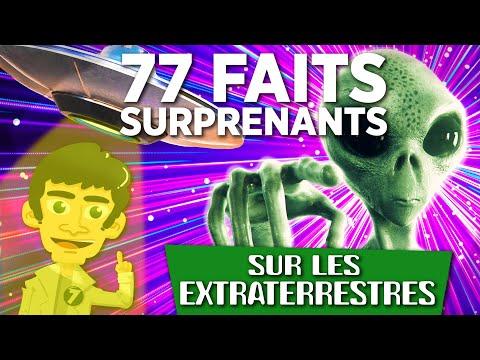 77 faits surprenants sur les extraterrestres ! - Doc Seven