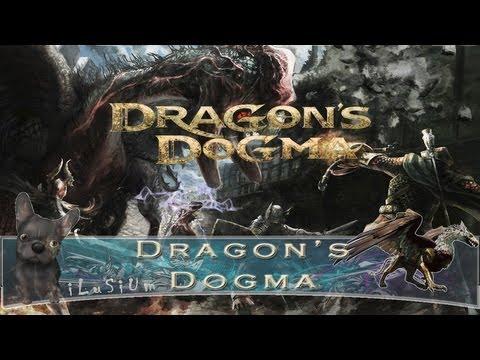 [Lets Play] Dragons Dogma - #14 - Древняя пещера