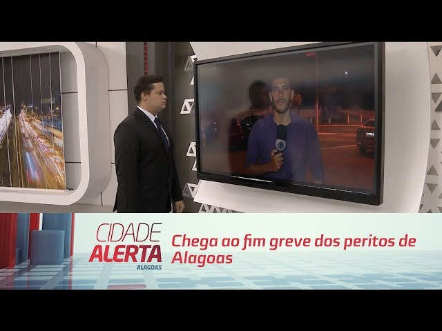 Chega ao fim greve dos peritos de Alagoas