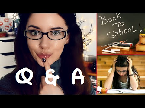 My University Degree, Study Tips & Advice! | Ask Melanie
