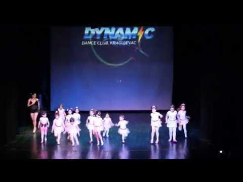 """Nema granica"" jun 2014. - Barbike - plesni klub Dynamic Kragujevac"