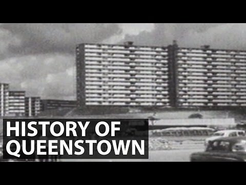 History of Queenstown | On The Red Dot | CNA Insider