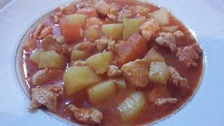 Соте из курицы ( Tavuk sote )
