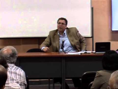 Conferencia   Marco Meloni   2010