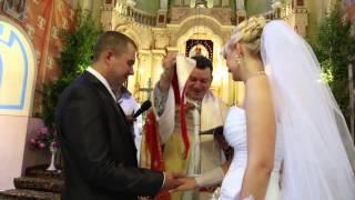 Католическое венчание КЛИП(+375 29 767-11-09 Геннадий Соловьёв. Профессиональное ведение Вашего торжества, эксклюзивная фото и видеосъемка...., 2014-09-10T16:06:45.000Z)