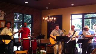 Dan Davis and the Jumpstarts - St. James Infirmary 2014-08-14