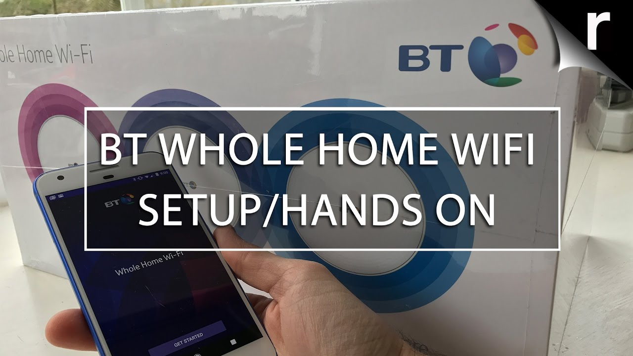 hight resolution of bt whole home wifi setup and review