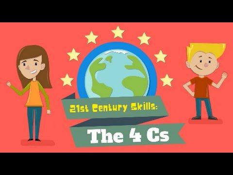 Download 21st Century Skills: The 4Cs