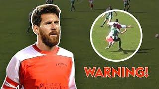🚨 SHOCKING Late Tackle! | Sunday League Messi 🚨
