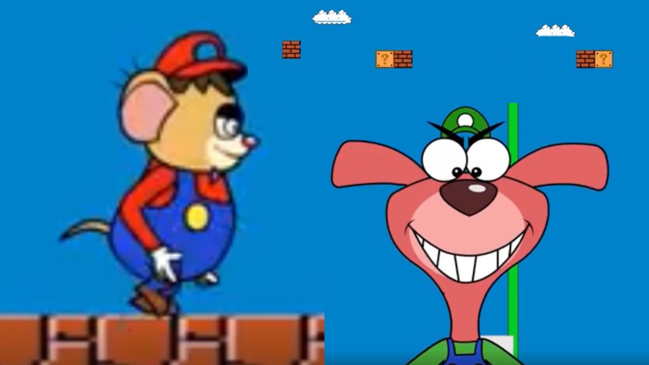 Rat-A-Tat | Videogame Play Super Mice Brothers Vs Doggy Don | Chotoonz Kids Funny #Cartoon Videos