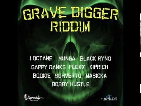 I-OCTANE - DANGER- GRAVE DIGGER RIDDIM -DYNASTY RECORDS- 21ST- HAPILOS DIGITAL