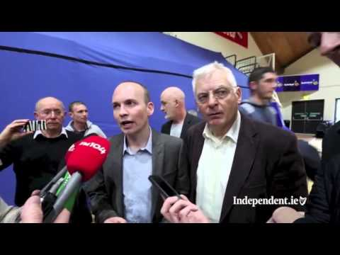 VIDEO: Paul Murphy declared new TD for Dublin South West