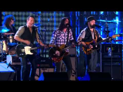 Springsteen, Grohl, Brown - Fortunate Son