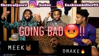 Meek Mill - Going Bad feat. Drake (Official Video) REACTION!!