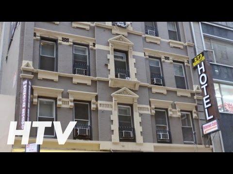 Manhattan Broadway Hotel en New York