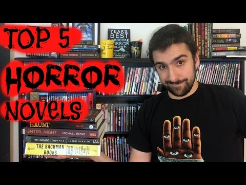 Top 5 Horror Novels That Aren't Movies... Yet
