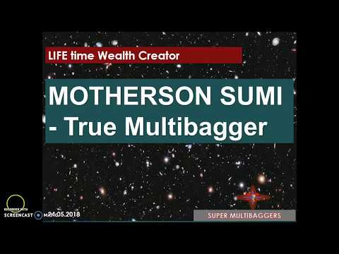 Motherson Sumi - A true Multibagger stock - what to do after Q4 results thumbnail