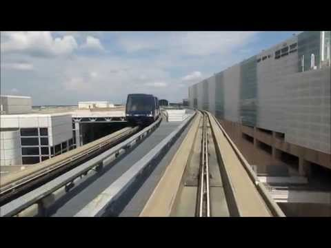 Riding TerminaLink in Houston