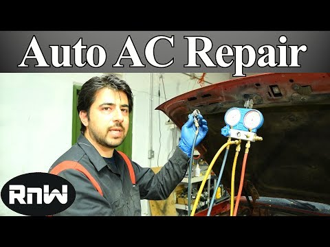 Automotive AC Diagnostics, Operation and Repair