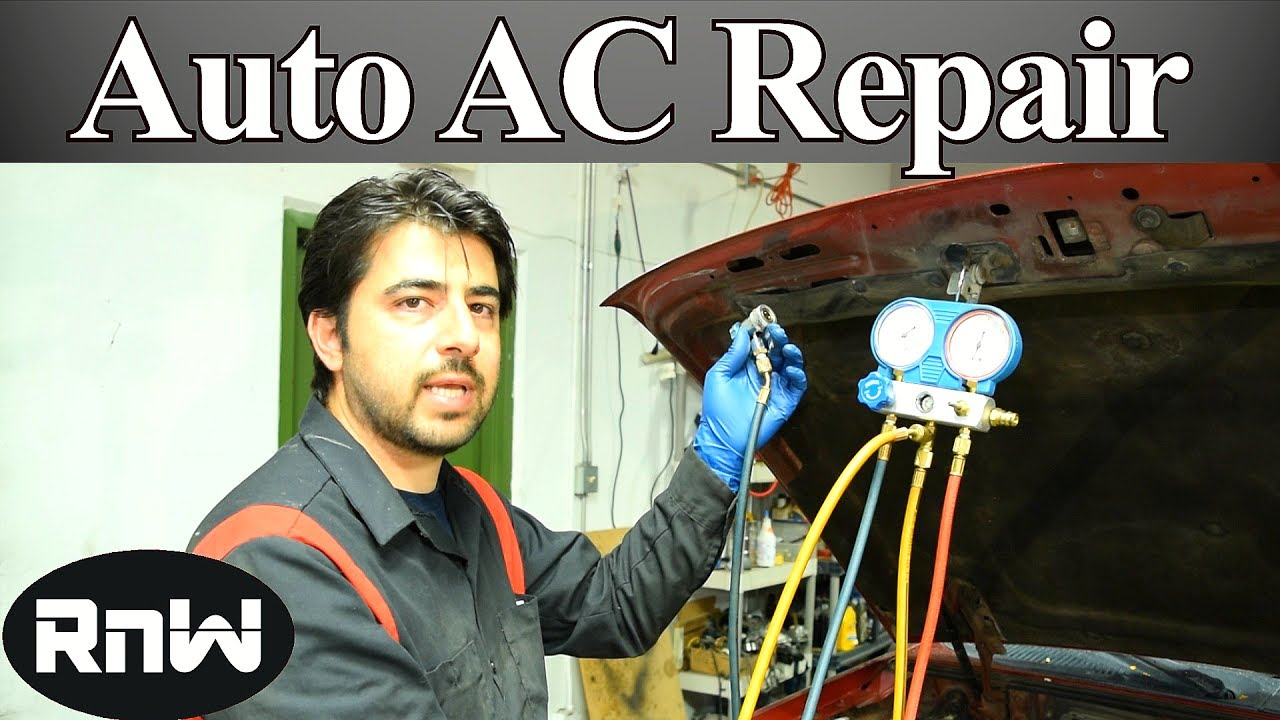 Automotive Ac Diagnostics Operation And Repair Youtube
