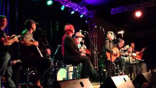 Paul Brady & The Time Jumpers, Nashville Oct 15 2012