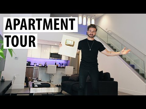MY APARTMENT TOUR | Los Angeles, California | Alex Costa