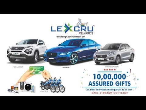 LEXCRU REWARDS PROGRAM