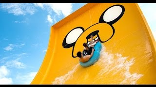 Cartoon Network Amazone Waterpark Pattaya Youtube