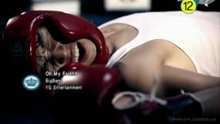 Big Bang ft. No Brain - Oh My Friend MV (HD)
