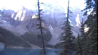 A Moraine Lake Morning - September 2014