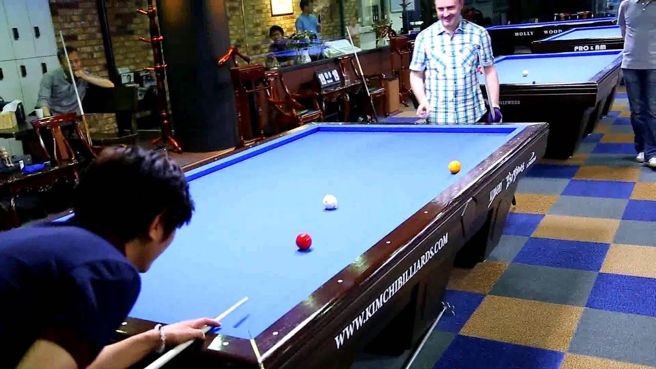 Frédéric Caudron Billiard Trick Shot (2)