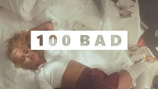 tommy genesis - 100 bad // lyrics