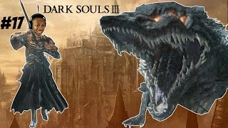 Dark Souls 3 Dex Greatsword - Irithyll of the Boreal Valley + Mini Boss Fight | Lightning Gem #17
