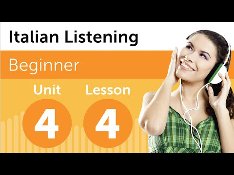 Italian Listening Comprehension - What Time is it Now in Italy?