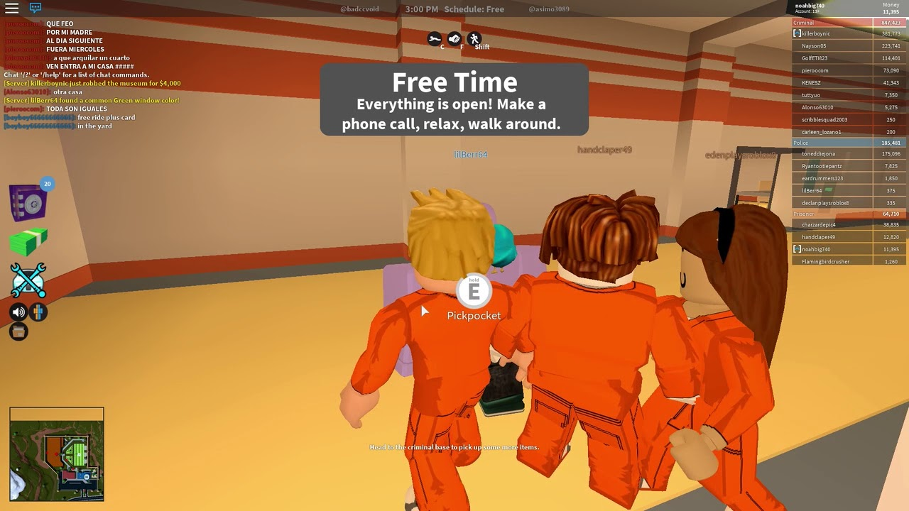 Another Crazy Glitch In Jailbreak