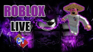 🔴Roblox Live #140🔴COME JOIN