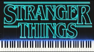 free mp3 songs download - Stranger things theme easy piano tutorial
